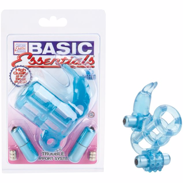 BASIC-ESSENTIALS-DOUBLE-TROUBLE-VIBRATING-SUPPORT